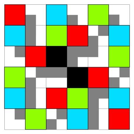 Raised Squares 1