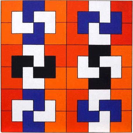 Tessellation: Tri-squares
