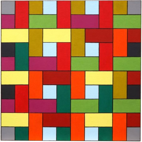 Tessellation: Squares & Rectangles