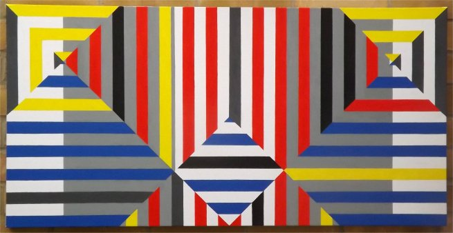 Mondrian's Laws Series #1